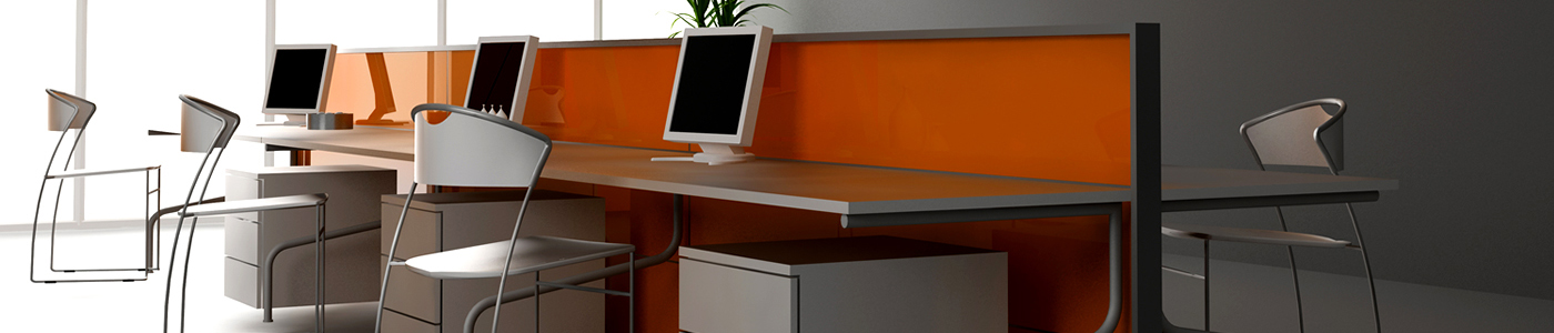 Office Desk - Calgary Cabinet Makers
