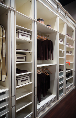 Benefits of an Organized Closet Space - Perfect Fit Closets - Calgary Custom Closets