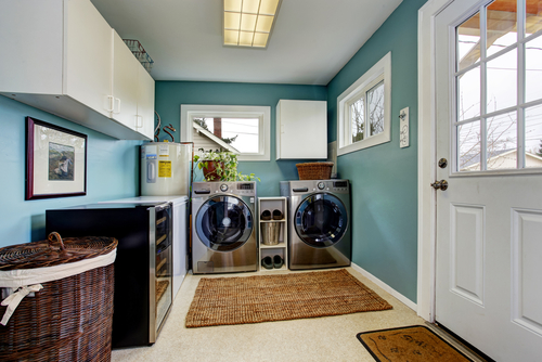 Build the Laundry Room of your Dreams - Perfect Fit Closets - Laundry Room Ideas Calgary
