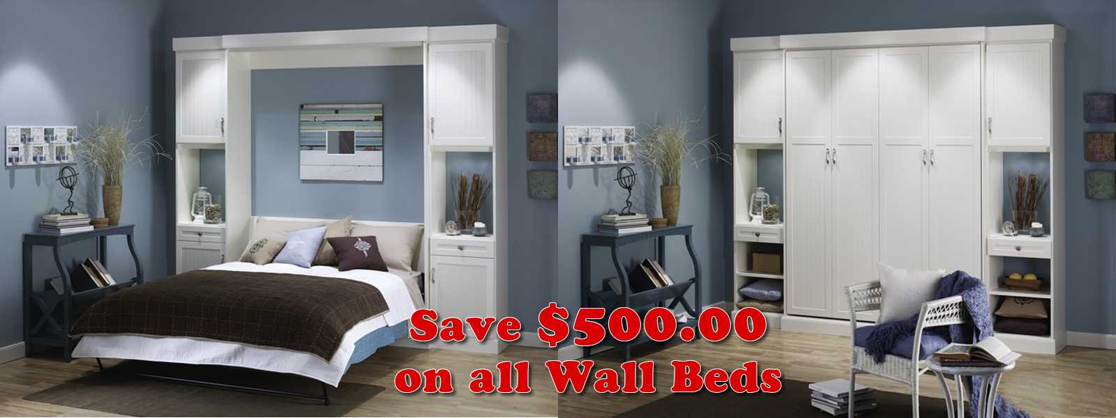 Calgary Custom Wall Beds And Murphy Beds Save 500 On Wall Beds