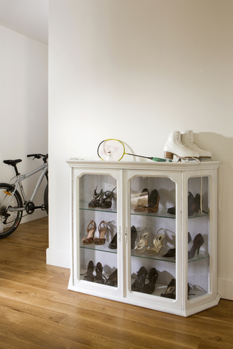 Crazy About Shoes? Display Them Like Art! - Perfect fit Closets - Custom Storage Solutions Calgary