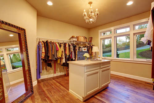 Spare Bedroom? Create the Ultimate Walk-In Closet - Perfect Fit Closets - customized storage solutions calgary