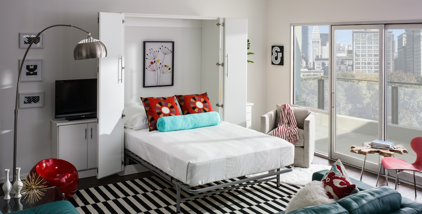 Not Your Grandma's Wall Bed - Perfect Fit Closets - Murphy Bed Calgary