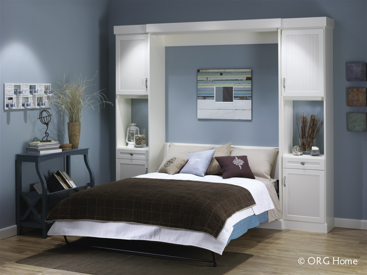 Murphy Beds to get ready for visitors - Perfect Fit Calgary - Murphy Beds Calgary